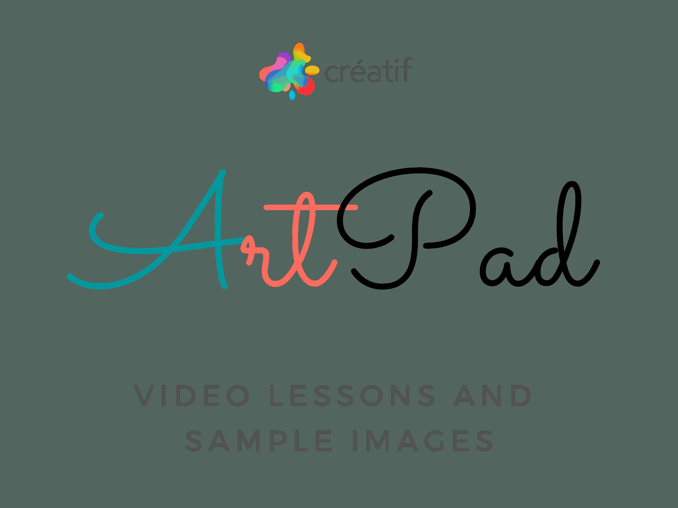 Creatif Franchising ArtPad App
